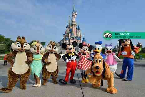 Weekender Breaks - Two or three night Disneyland Paris break with return flights - Save 29%