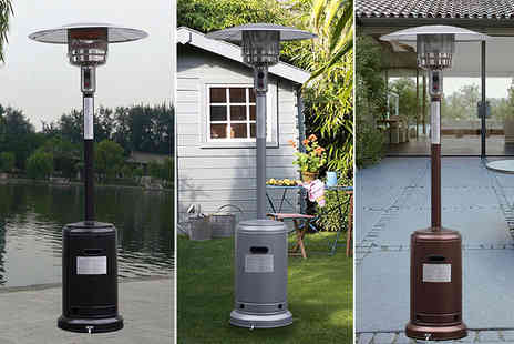 FDS Corporation - Outdoor gas patio heater - Save 74%