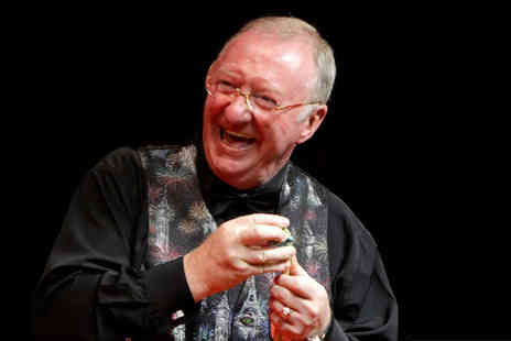 Kirkwood Hospice - Entry for two to An Evening with Dennis Taylor - Save 50%