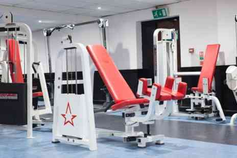 Haya Fitness - Five or Ten Day Gym Passes or Three Month Membership - Save 83%