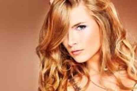 Blyss Hair and Beauty - Half head of highlights, with a wash, cut and blow dry - Save 65%