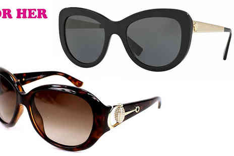 Brand Logic Europe - Mystery Sunglasses Deal from Prada, Burberry, Glare, Ray Ban & More - Save 0%