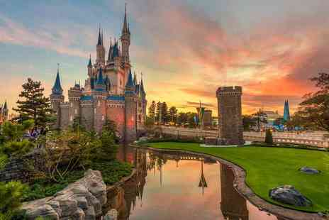 Weekender Breaks - Two night Disneyland Paris break with return flights - Save 29%