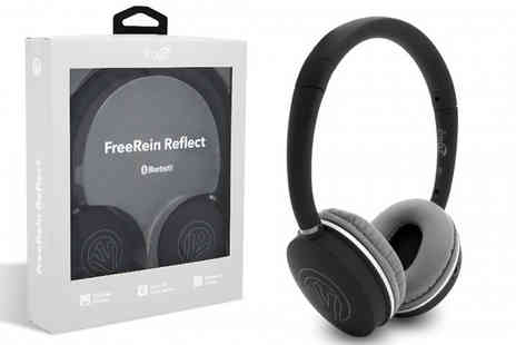 Some More - Pair of Bluetooth over ear headphones - Save 62%