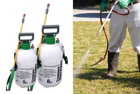 Direct 2 public - 50c fence pressure sprayer - Save 69%