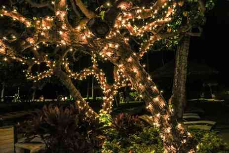 Ckent - 50 LED solar fairy lights - Save 75%
