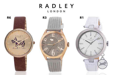 Brand Logic - Radley watch choose from 14 designs - Save 72%