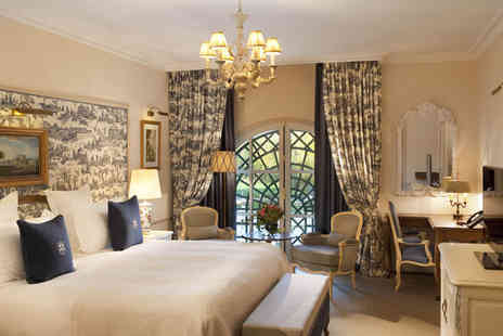 Auberge du Jeu de Paume - Five Star Elegant French Chateau in a Stunning Location For Two - Save 72%