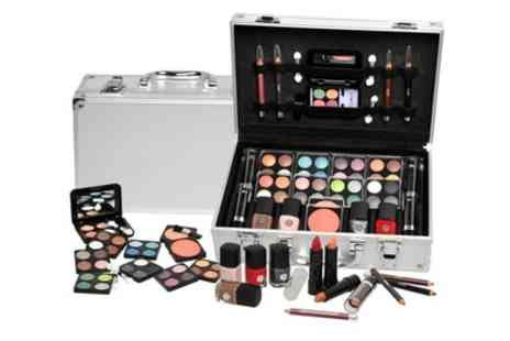 Groupon Goods Global GmbH - One or Two Urban Beauty 51 Piece Everybodys Darling Makeup Sets - Save 55%