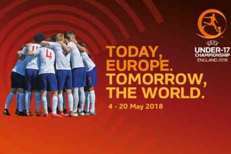 The FA - UEFA European Under 17 Championship England v Italy on 7 May - Save 0%