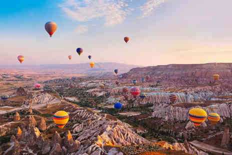 Istanbul and Cappadocia Tour - Enchanting Istanbul and Lunar Landscapes - Save 0%