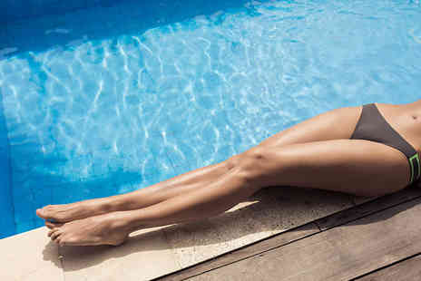 LC Aesthetics London - Six sessions of laser hair removal on one, two, three or four area - Save 67%