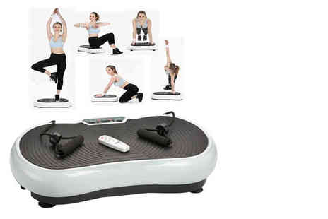 Direct 2 public - Body shaper vibration plate - Save 75%