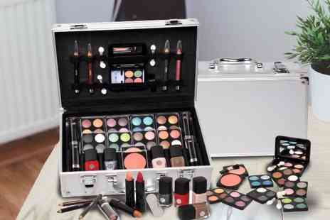 Ckent - 51 piece vanity makeup set - Save 55%