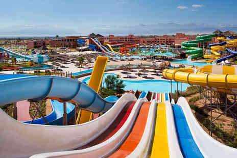 Labranda Aqua Fun - Four Star All Inclusive Property with Largest Water Park Stay For Two in Marrakech - Save 59%