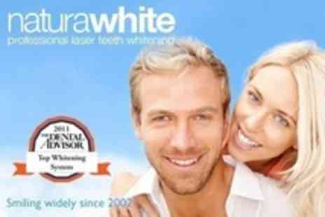 Naturawhite Edinburgh - Teeth Whitening - Save 67%