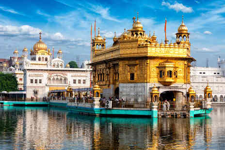 Tour of Indias Golden Triangle & Amritsar - Five Star Luxury Journey Through Indias Cultural Highlights - Save 0%
