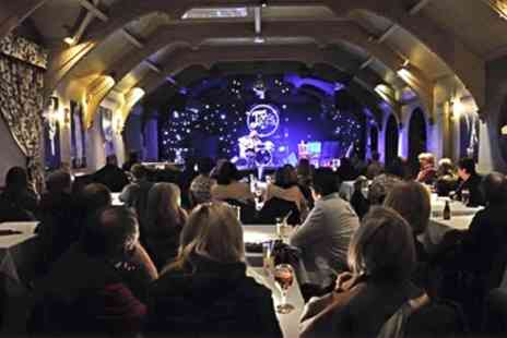 Jagz Dinner & Live Music - Three Course Dinner and Live Show For Two or Four - Save 51%