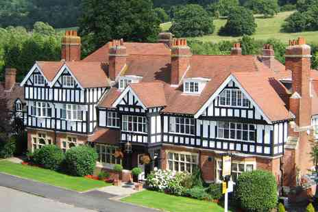 Colwall Park - Malvern Hills overnight break with meals - Save 37%