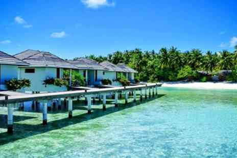 Southall Travel - Seven nights Maldives holiday With flights, meals & speedboat transfers - Save 0%