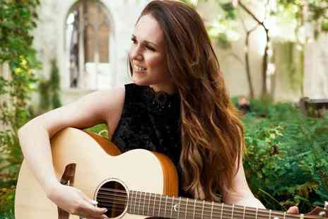 Fusion Functions - Ticket to Sandi Thom live - Save 33%