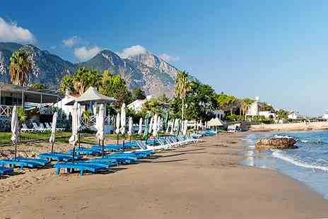 Cyprus Paradise - Seven nights North Cyprus beach holidays - Save 0%