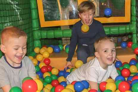 Little Rascals Clubhouse - Soft Play Entry for One or Three Children Aged Up to Seven - Save 43%