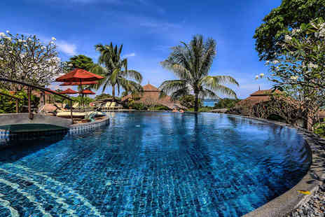 The Mangosteen Boutique Resort - Four Star Luxurious Jacuzzi Villa with Spa Treats - Save 35%