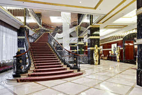 Lotte Hotel Moscow - Five Star Luxury Stay with Cultural Excursions - Save 69%