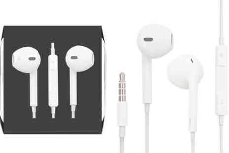 Groupon Goods Global GmbH - One or Two Pairs of Apple Earpods Repackaged - Save 0%