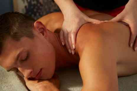 Therapeutic Hands - 60 or 30 Minute Massage with 20 Minute Express Facial - Save 49%