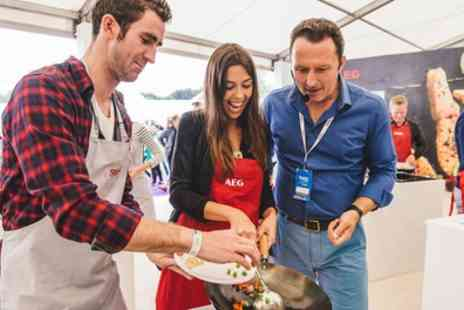 Taste of London - Ticket to Taste of London Festival on 13 to 17 June - Save 12%