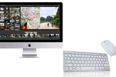 Computer Remarketing Services - Refurbished Apple iMac 21.5 Inch Core i3 with 4 To 16GB RAM 500GB HDD Including One Year Seller Warranty With Free Delivery - Save 0%