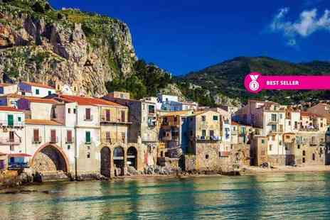 Bargain Late Holidays - Three or five night all inclusive Sicily stay with return flights - Save 35%