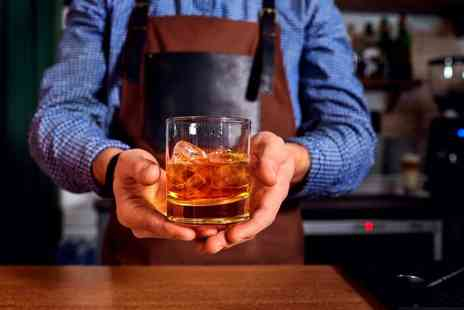 The Whiskey Affair - Two or four tickets to The Whiskey Affair - Save 50%