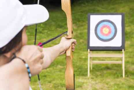 Clifton College Sports Centre - 90 Minute Archery or Tomahawk Throwing Experience for One or Two - Save 50%