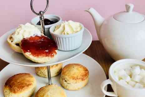 Browns Cakes - Cream or Afternoon Tea for Up to Four - Save 44%