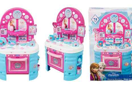 Groupon Goods Global GmbH - Sambro Frozen Themed Big Kitchen Playset - Save 0%