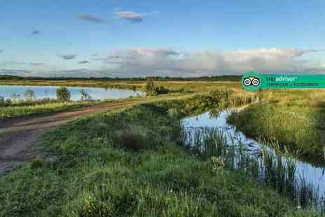 RSPB Fairburn Ings - RSPB nature reserves family day out including drinks, entry and kit hire - Save 55%