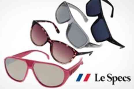 Eye Respect - £15 for £55 Towards Choice of Le Specs Sunglasses - Save 73%
