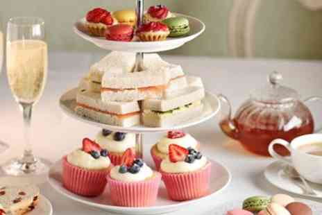 Yarrow Hotel - Afternoon tea for 2 in Broadstairs - Save 34%
