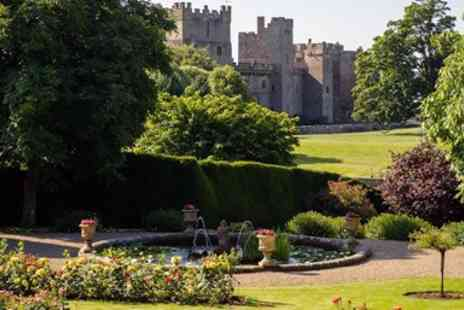 Raby Castle - Raby Castles park & gardens with afternoon tea for 2 - Save 40%