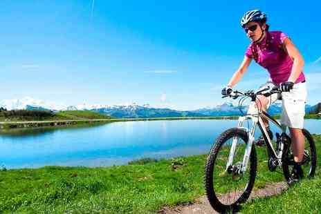 Alpine Elements - Seven night summer holiday in the Alps with meals & activities - Save 0%