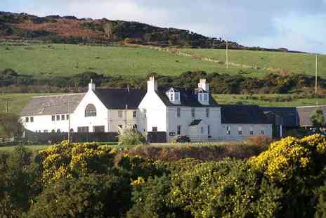 Gigha Hotel - One, two or three night Isle of Gigha stay with a dining credit for the arrival night and breakfast each day - Save 32%