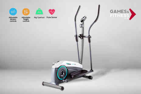Games & Fitness - Velocty EX900 elliptical cross trainer - Save 40%