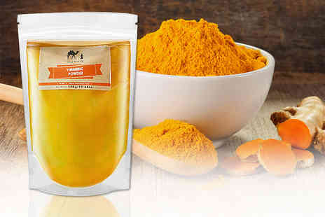 Jynx Direct - 500g of Turmeric powder - Save 47%