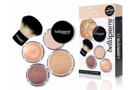 Groupon Goods Global GmbH - One or Two Bellapierre Makeup Essentials Kits - Save 68%