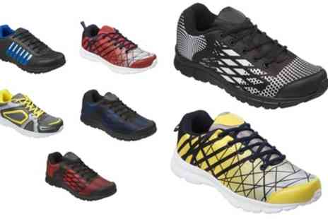 Groupon Goods Global GmbH - Mens Lightweight Trainers - Save 0%