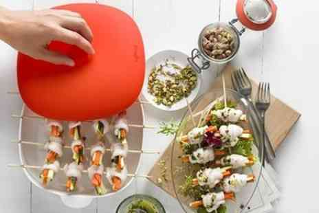 Groupon Goods Global GmbH - Lekue Kebab, Fish, and Veg Skewers Maker - Save 0%