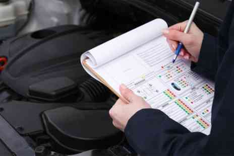 G.P. Motors - MOT Test - Save 0%